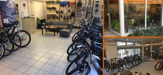 Zsolt utcai Ambringa elektromos kerékpár szaküzlet