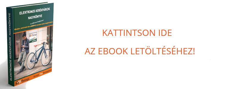letölthető e-book: Elektromos kerékpárok nagykönyve