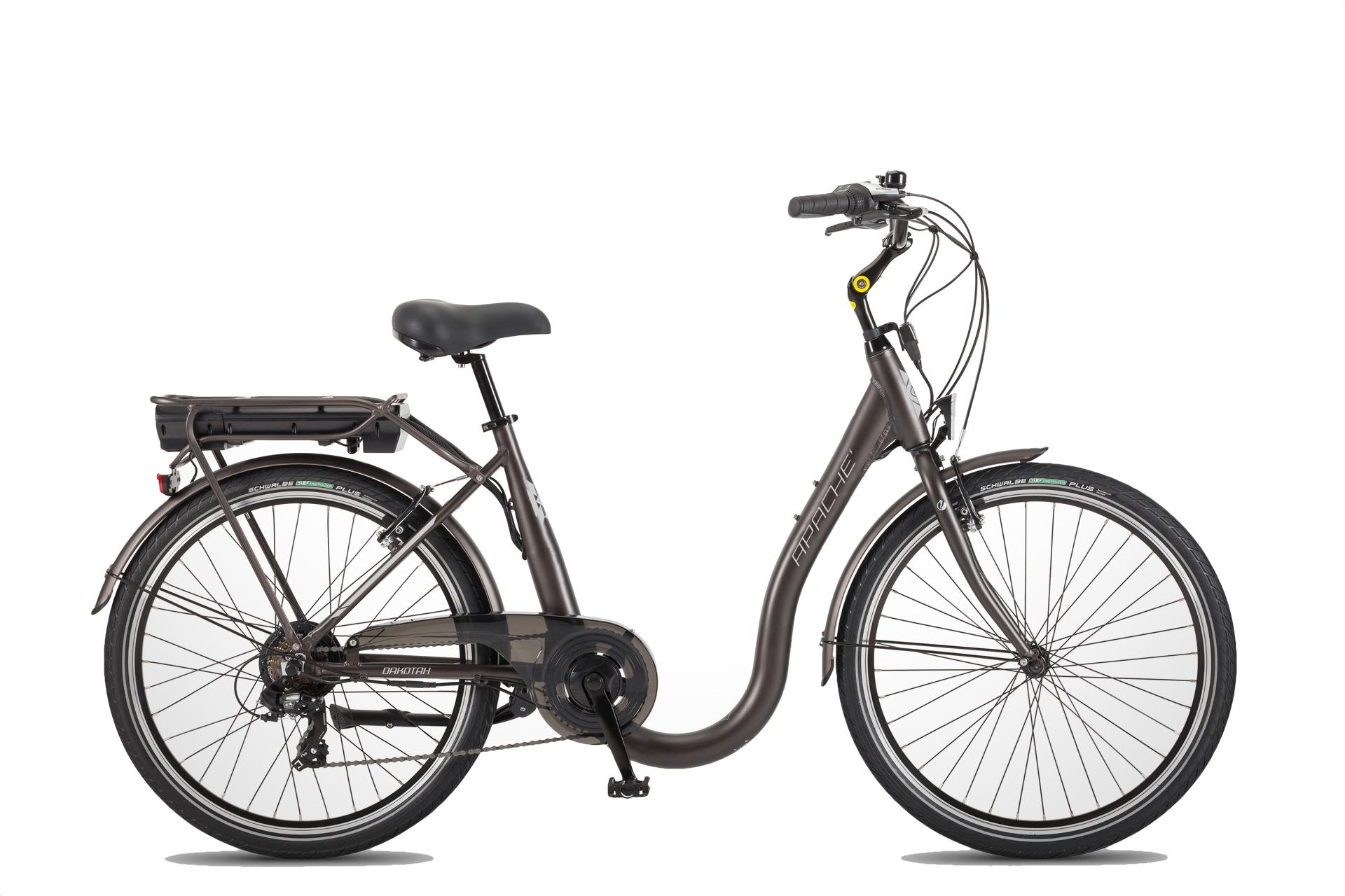 APACHE Dakotah elektromos kerékpár - Ambringa pedelec webshop be3d0045d9