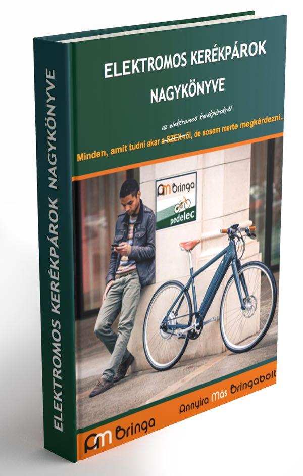Elektromos kerékpárok nagykönyve
